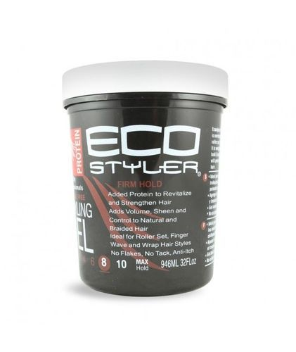 Eco Styler Professional Styling Gel Protein - 32oz
