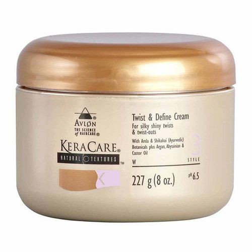 KeraCare Natural Textures Twist & Define Cream - 8oz
