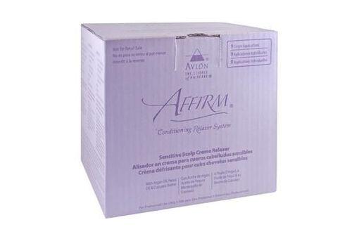 Keracare Avlon Affirm Sensitive Scalp Relaxer Step 2 - 9app