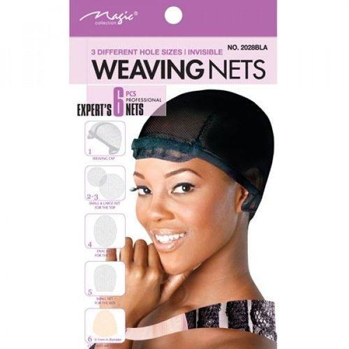 Magic Collection Women's Weaving Nets - 2028bla