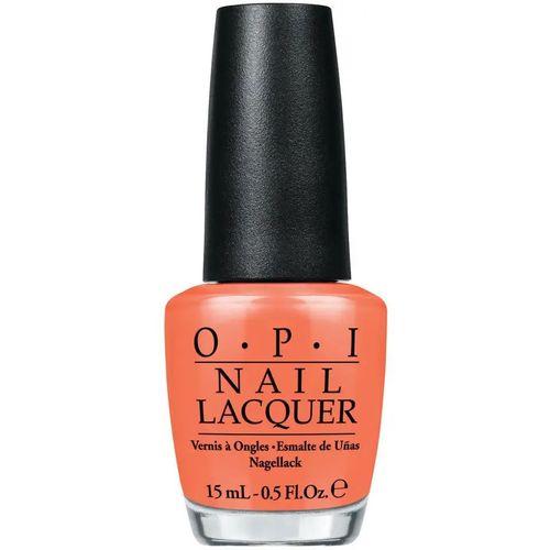 OPI Brazil Nail Lacquer 15ml - Where Did Suzi's Man-go
