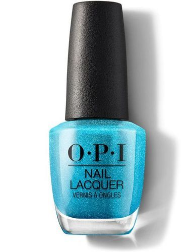 OPI Brights Nail Lacquer 15ml - Teal the Cows Come Home