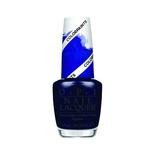 OPI Color Paints Collection Nail Polish 15ml - Indigo Mortif
