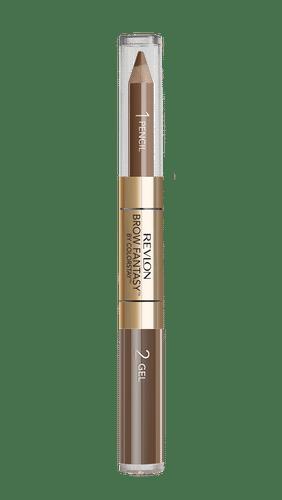 Revlon Brow Fantasy Pencil & Gel - Dark Brown