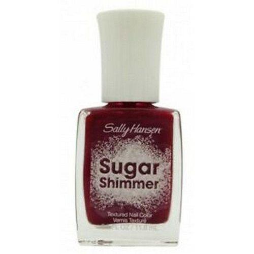 Sally Hansen Sugar Shimmer Nail Polish 11.8ml - 06 Berried Under