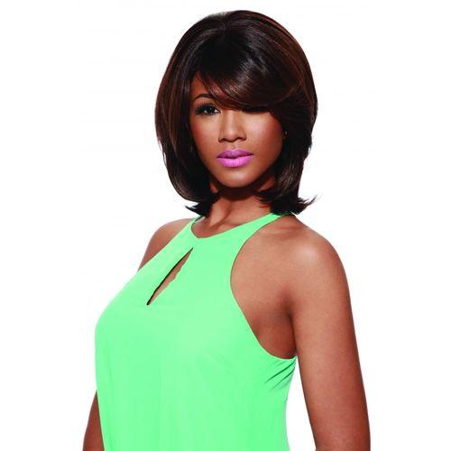 Sleek Fashion Idol 101 Wig | Amelie - Jet Black