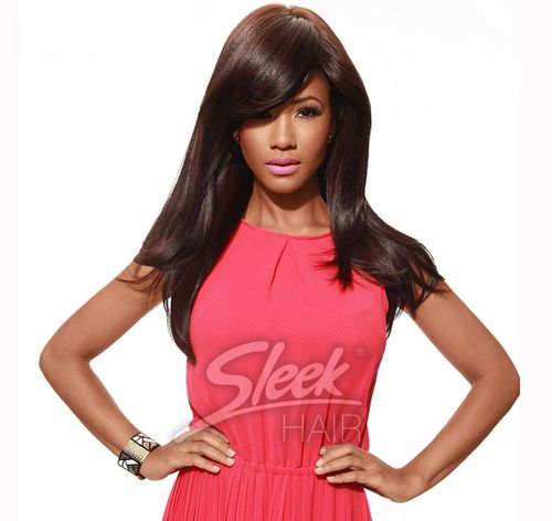 Sleek Fashion Idol 101 Wig | Candace - Jet Black