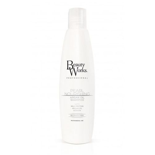 Beauty Works Pearl Nourishing Argan Oil Shampoo - 50ml