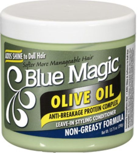 Blue Magic Olive Oil Leave-in Styling Conditioner - 13.75oz