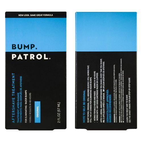 Bump Patrol Original Strength Aftershave - 2oz