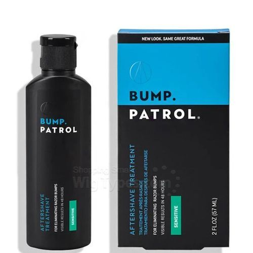 Bump Patrol Sensitive Strength Aftershave - 2oz