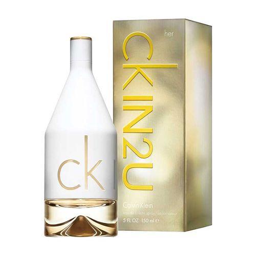 Calvin Klein CK IN2U Eau De for Her Toilette Spray 150ml