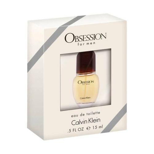 Calvin Klein Obsession For Men Eau De Toilette Spray - 15ml