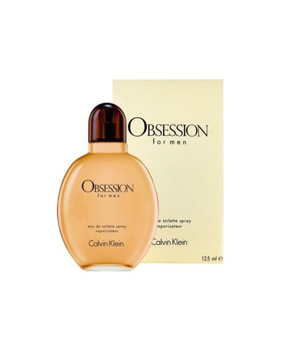 Calvin Klein Obsession For Men Eau De Toilette Spray - 125ml