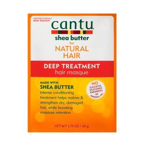 Cantu Shea Butter Deep Treatment Masque For Natural Hair - 50g