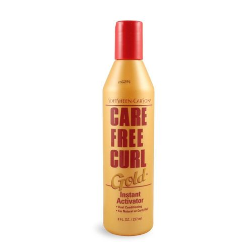 Care Free Curl Gold Instant Activator - 8oz
