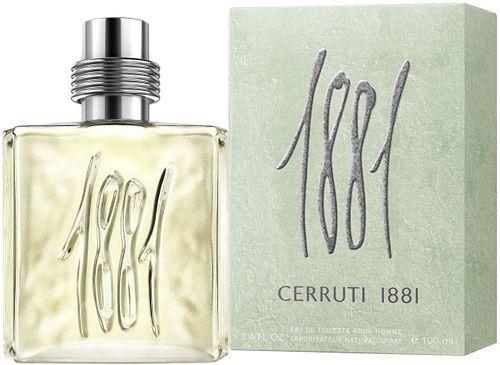 Cerruti 1881 Pour Homme Eau De Toilette Spray - 100ml