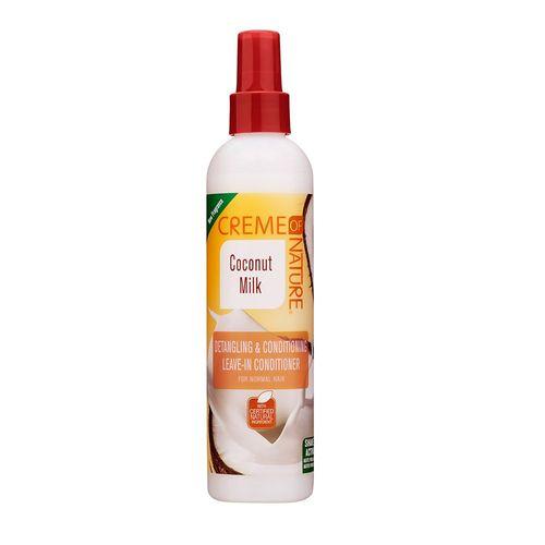 Creme Of Nature Coconut Milk Detangling & Conditioning Leave-In Conditioner - 8.45oz
