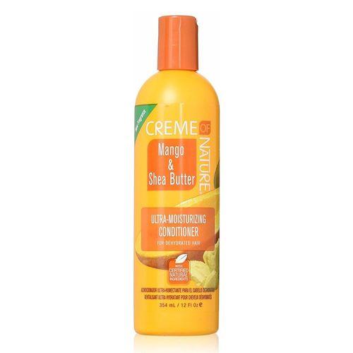 Creme Of Nature Mango & Shea Butter Ultra Moisturizing Conditioner - 12oz