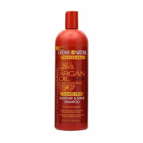 Creme Of Nature Moisture & Shine Shampoo - 20oz