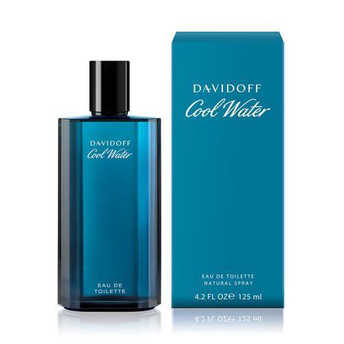 Davidoff Cool Water Eau De Toilette Spray - 125ml