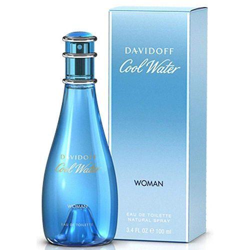 Davidoff Cool Water Woman Eau De Toilette 100ml