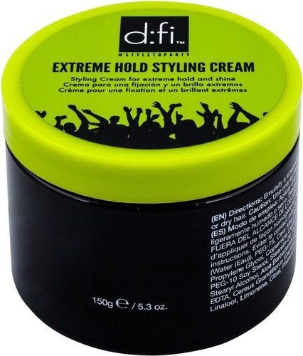 d:fi Extreme Hold Styling Cream - 150g