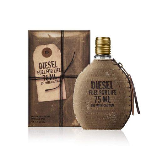 Diesel Fuel For Life Homme Eau De Toilette Spray - 75ml