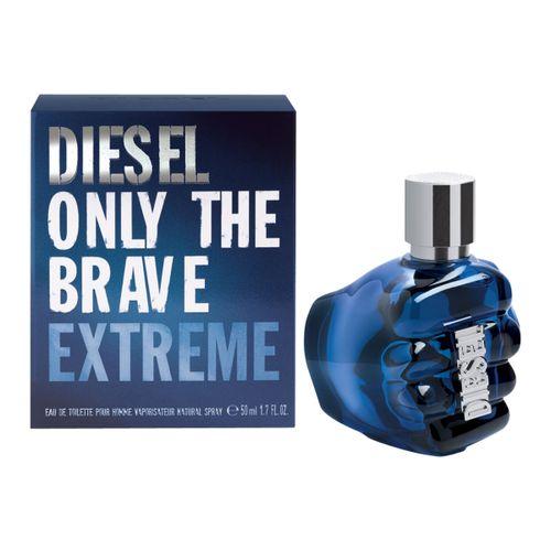 Diesel Only The Brave Extreme Eau De Toilette - 50ml