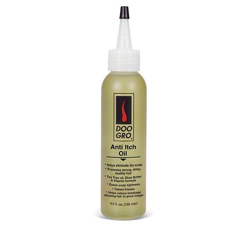 Doo Gro Anti Itch Growth Oil - 4.5oz