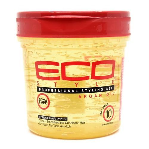 Eco Styler Professional Styling Gel With Argan Oil - 16oz