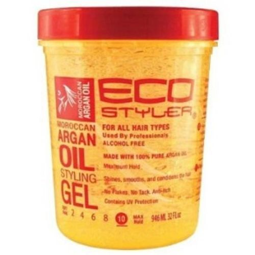 Eco Styler Professional Styling Gel With Argan Oil - 32oz