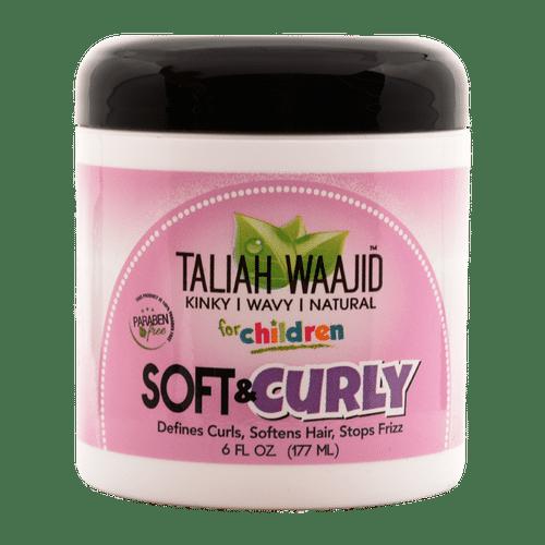 Taliah Waajid Soft & Curly For Natural Hair - 6oz