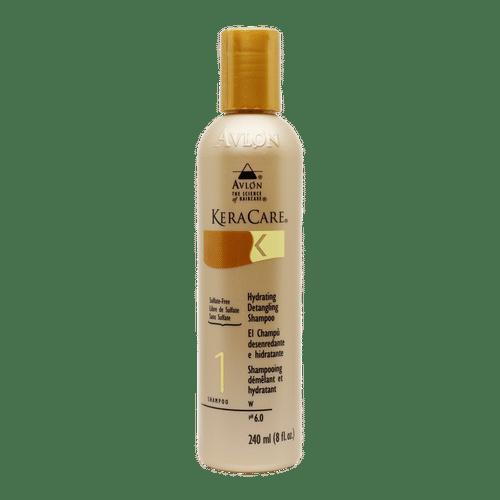 KeraCare Hydrating Detangling Shampoo - 240ml
