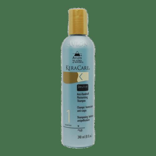 KeraCare Dry & Itchy Scalp Anti-Dandruff Moisturizing Shampoo - 8oz