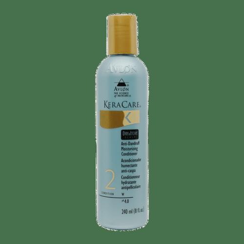KeraCare Dry & Itchy Scalp Anti-Dandruff Moisturizing Conditioner - 8oz