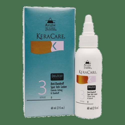 Keracare Dry & Itchy Scalp Anti-dandruff Spot Itch Lotion - 2oz
