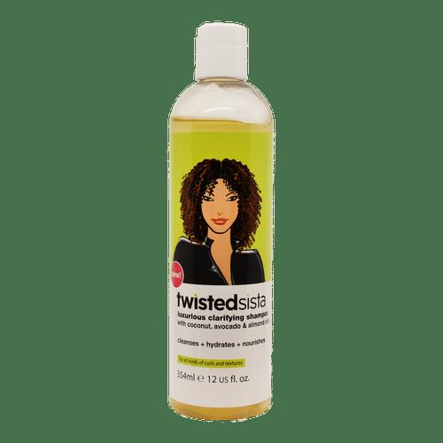 Twisted Sista Luxurious Clarifying Shampoo - 354ml