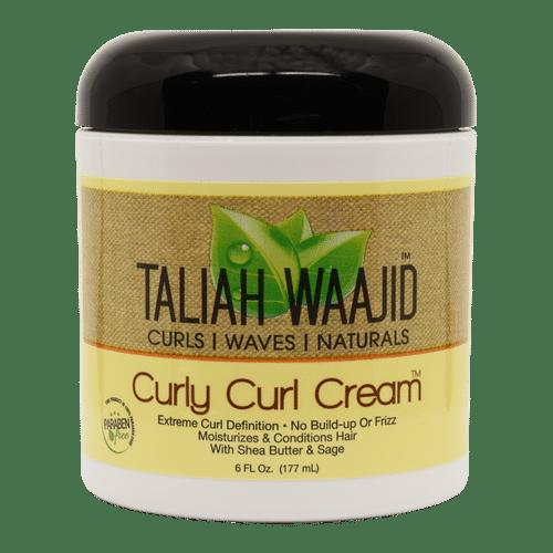 Taliah Waajid Curly Curl Cream - 6oz