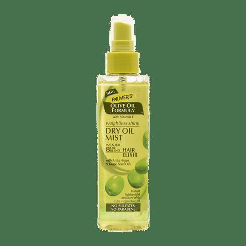 Palmer's Olive Oil Weightless Shine Dry Oil Mist - 178ml