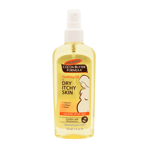 Palmer's Cocoa Butter Soothing Oil For Dry Itchy Skin - 150ml