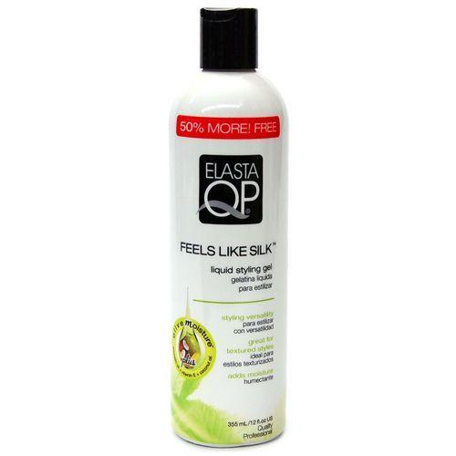Elasta QP Feels Like Silk Liquid Styling Gel - 8oz