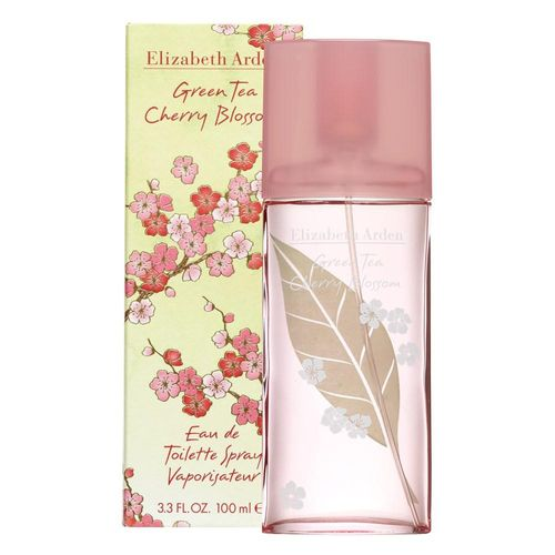 Elizabeth Arden Green Tea Cherry Blossom Eau De Toilette Spray - 100ml