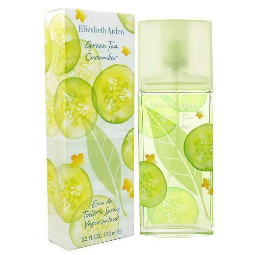 Elizabeth Arden Green Tea Cucumber Eau De Toilette Spray - 100ml