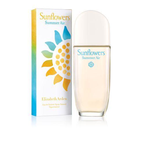 Elizabeth Arden Sunflowers Summer Air Eau De Toilette Spray - 100ml