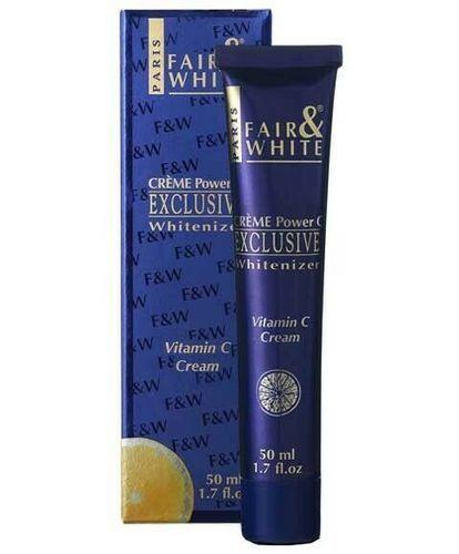 Fair & White Exclusive Whitenizer Brightening Cream With Vitamin C - 50ml