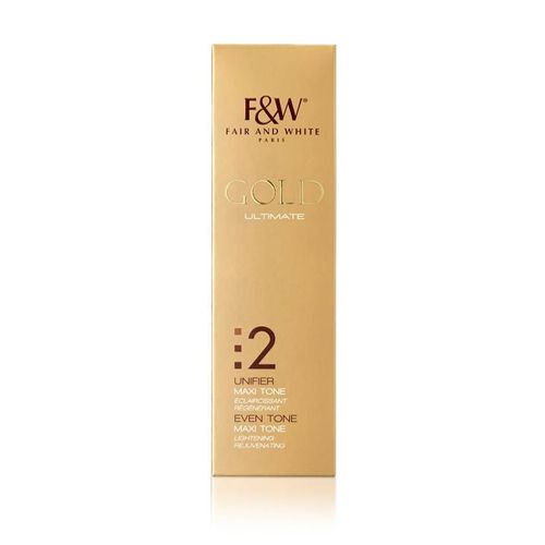 Fair & White Gold Even Tone Maxitone Lightening Anti Ageing Body Lotion - 350ml