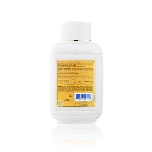 Fair & White Lait Aha-2 Whitening & Moisturizing Body Lotion - 485ml