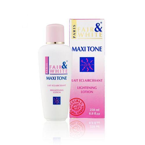 Fair & White Original Maxitone Lightening Lotion - 250ml