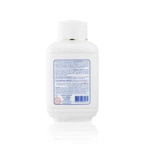 Fair & White Original Body Clearing Milk - 485ml